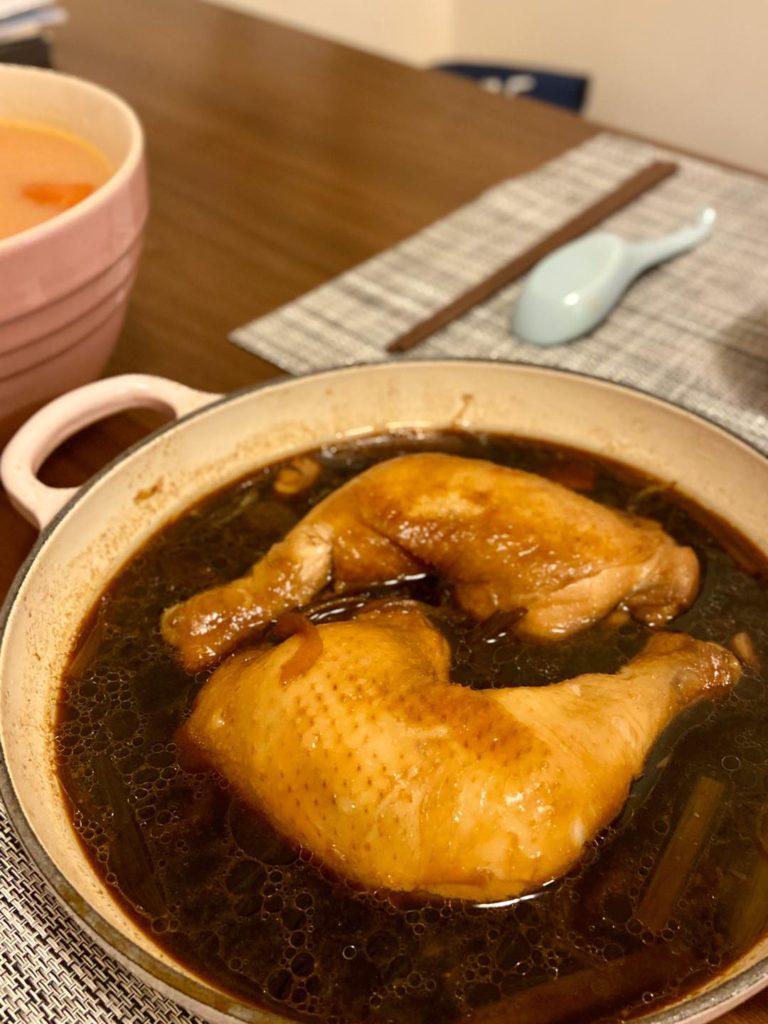 豉油皇雞脾 Soy Sauce Chicken Legs