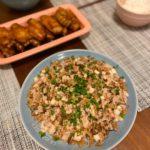梅菜蒸肉餅 Steamed Pork Patty