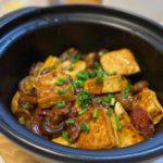 紅燒豆腐煲 Braised Tofu in Pot