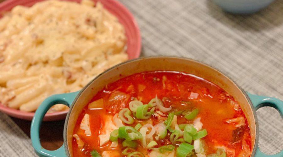 泡菜豆腐鍋 Kimchi Tofu Stew