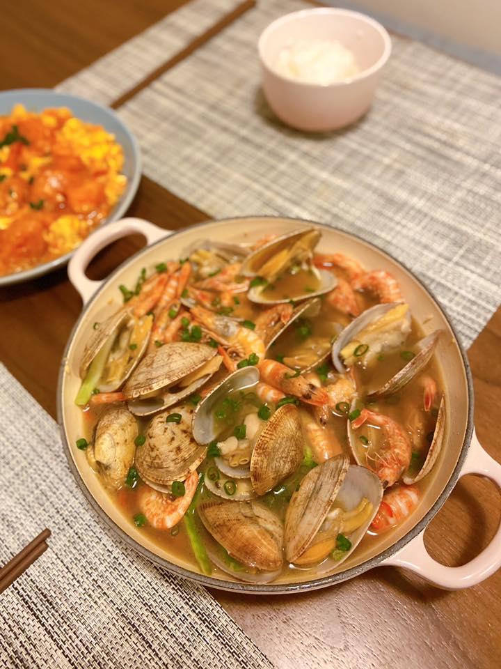 清酒海鮮2重奏 Seafood Duo in Sake