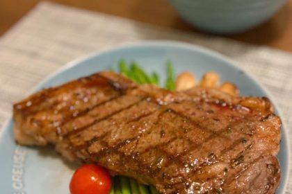 慢煮厚切西冷 Sous Vide Sirloin Steak