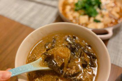碗仔翅 Imitation Shark Fin Soup