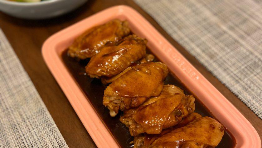 可樂雞翼 Coca-Cola Chicken Wings
