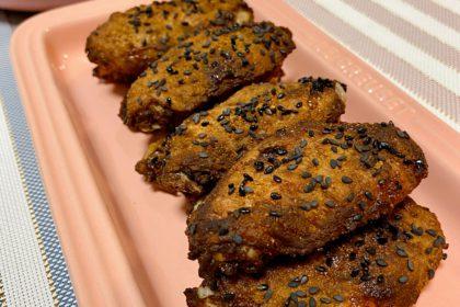 氣炸土匪雞翼 Air Fried Bandits Chicken Wings