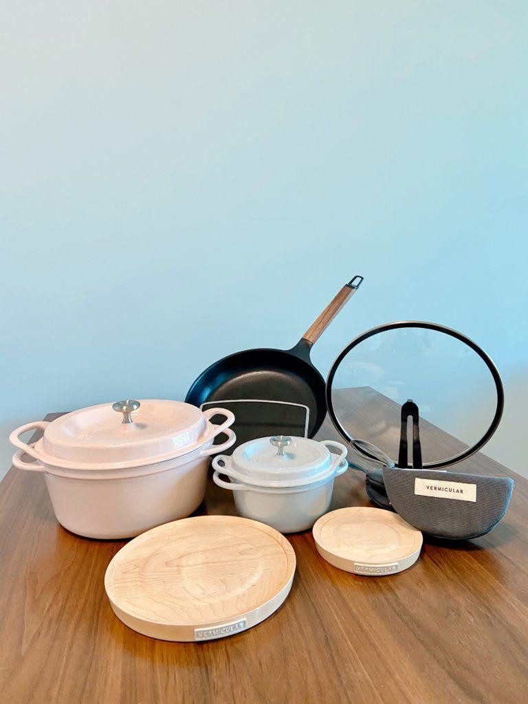 Vermicular鑄鐵鍋