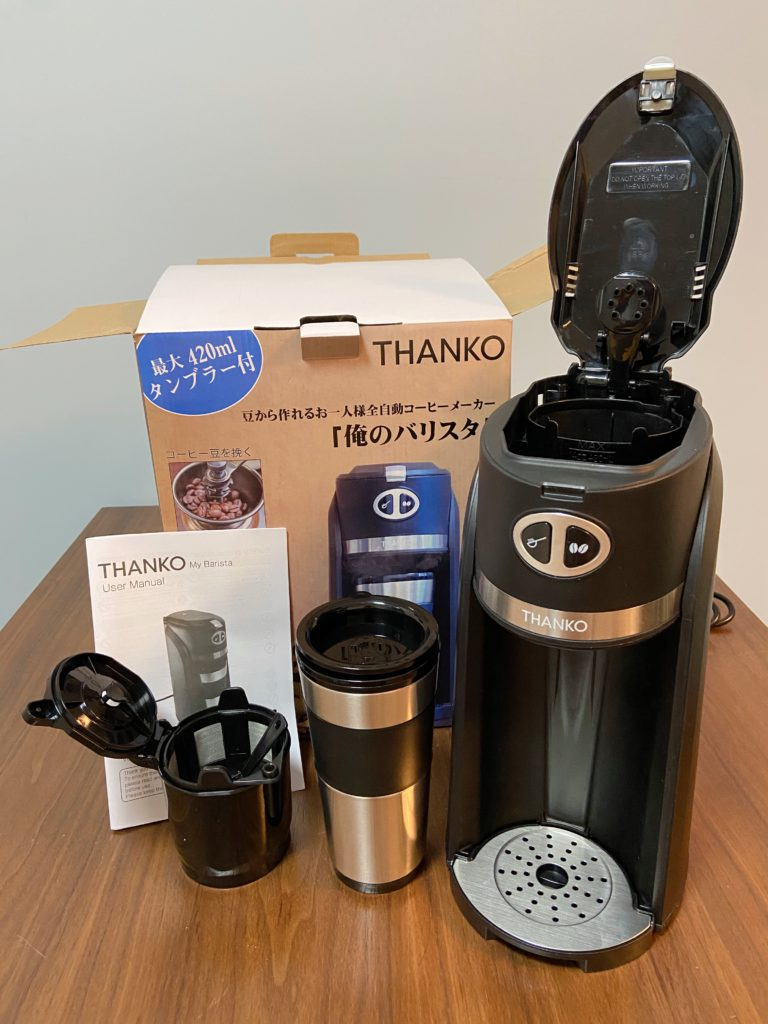 Thanko咖啡機 Thanko Coffee Machine