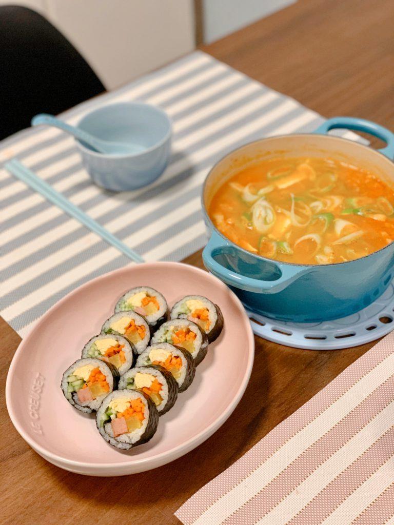 紫菜飯捲 Kimbap