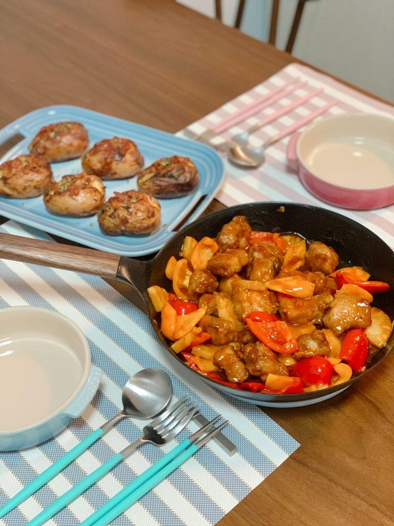 炸咕嚕肉 Airfried Sweet and Sour Pork